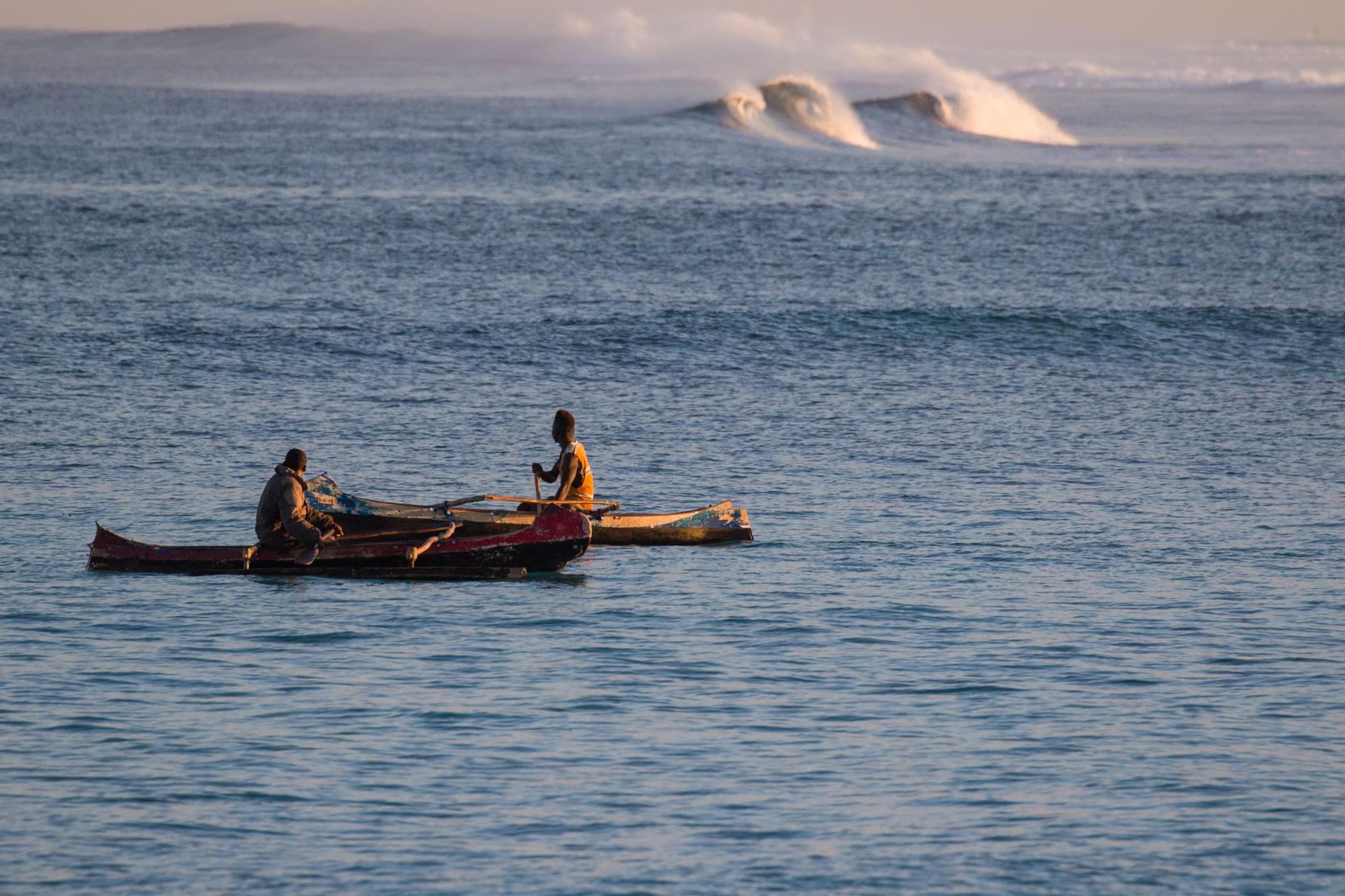 En pays Vezo - Madagascar